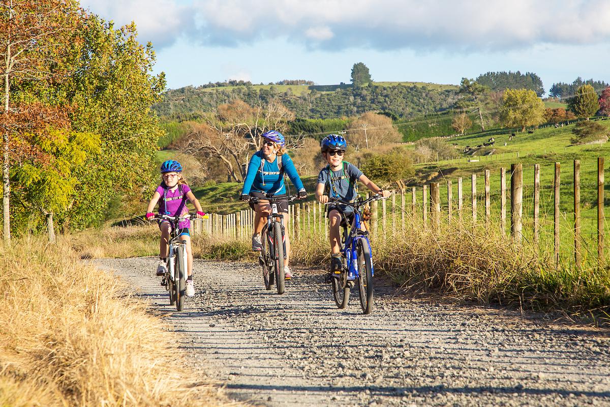 Hauraki Rail Trail New Zealand Cycle Trail