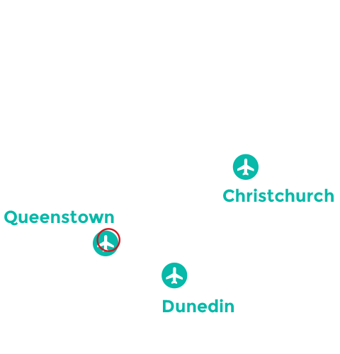 Map Of Cromwell New Zealand.The Queenstown Trail New Zealand Cycle Trail